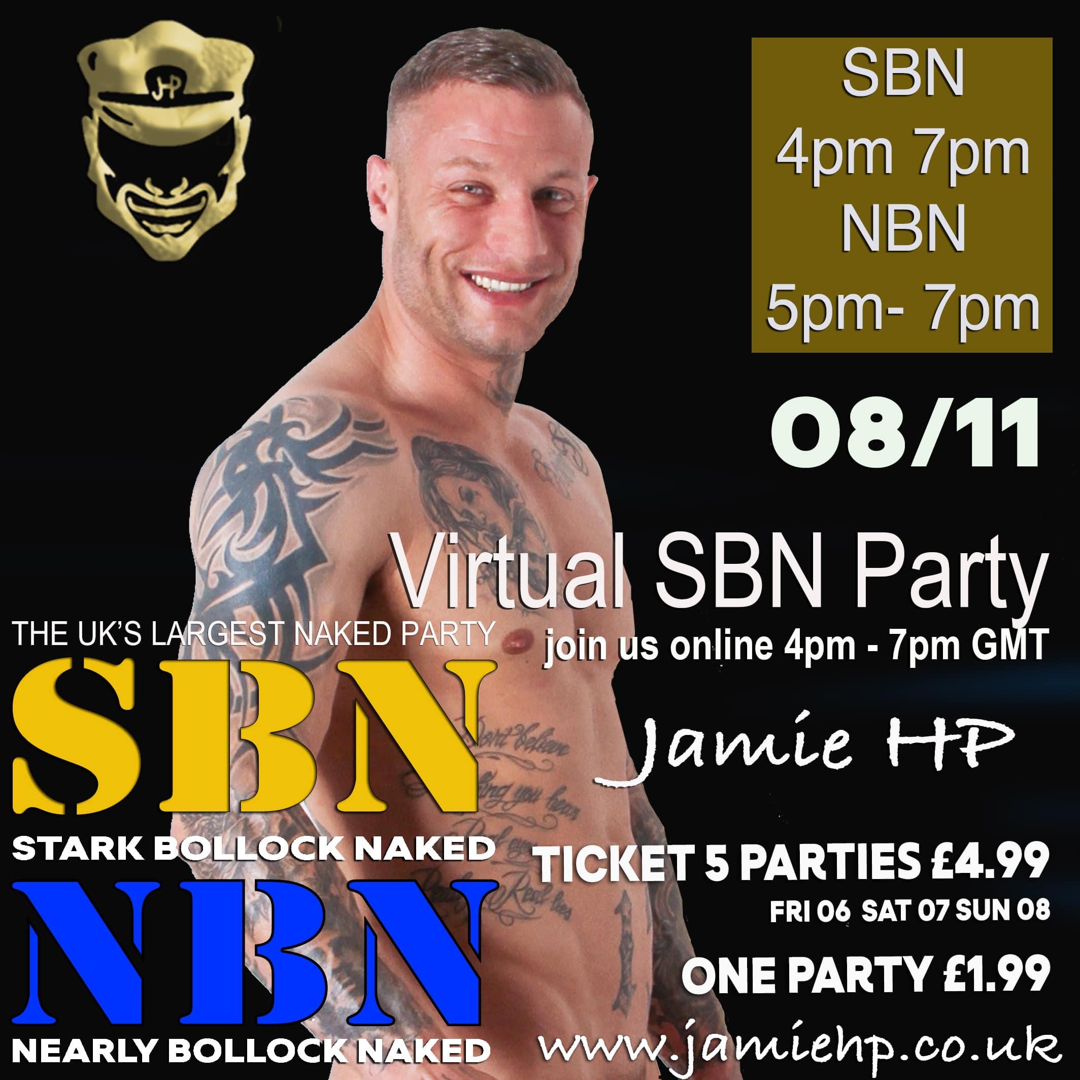 SBN - Jamie HP