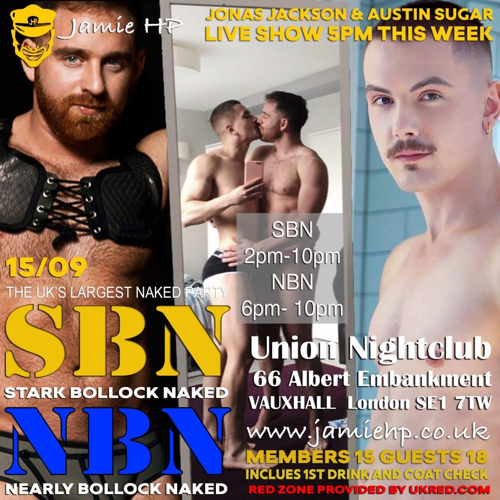 SBN & NBN - Jamie HP